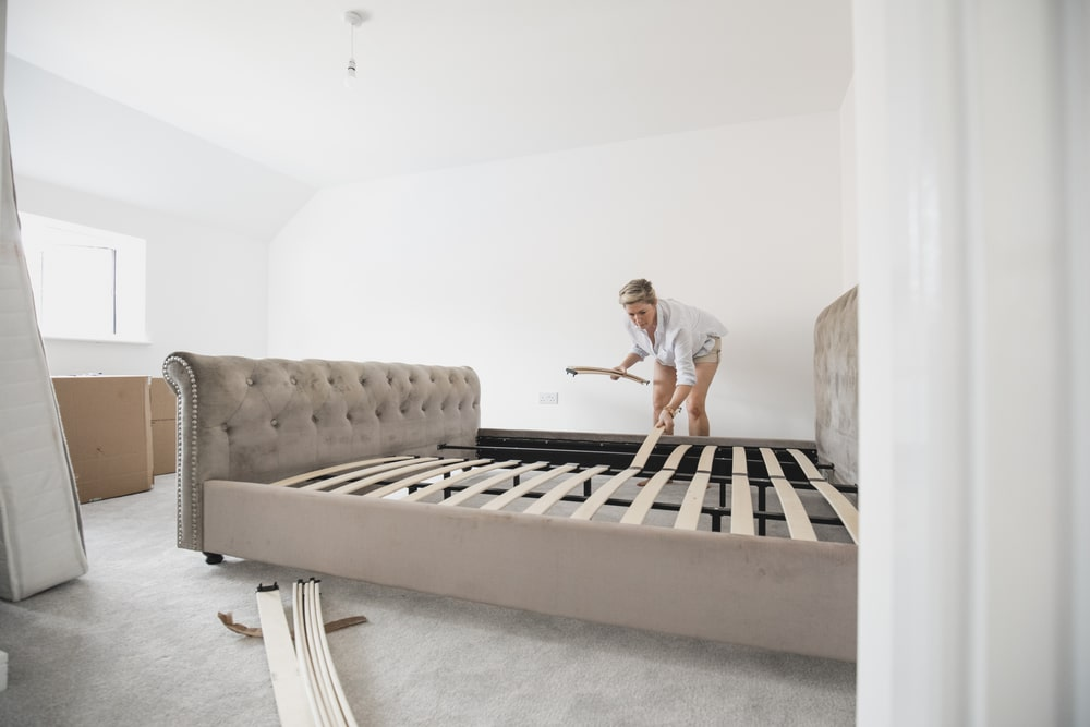 What Is A Platform Bed Do You Need A Box Spring