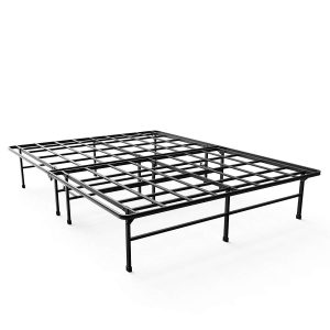 best bed frame for overweight person