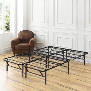 best bed frame for heavy people