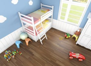 bunk beds with queen size mattress