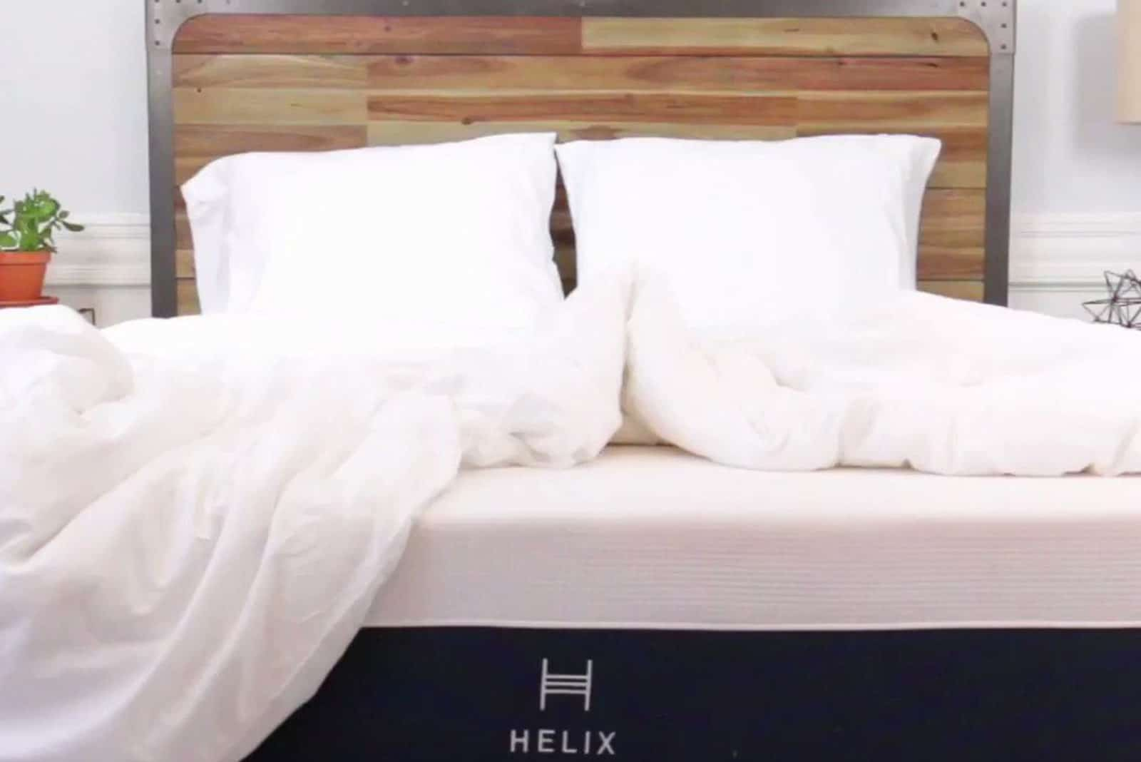 a Helix bed