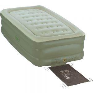 battery operated air mattress for camping
