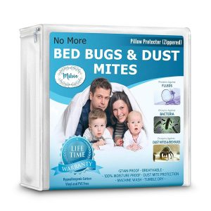 bed bug proof mattress cover