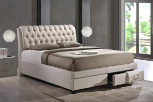 best beds for storage