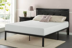 Best Leather Bed Frame