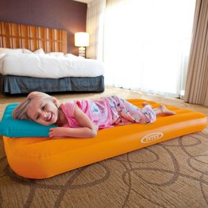 intex inflatable toddler bed