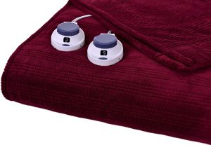 electric heated blanket king size