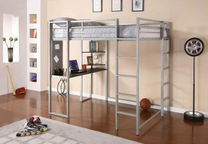 high loft beds for kids