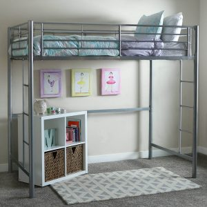 loft beds for kids girls