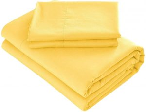 soft bed sheets for summer