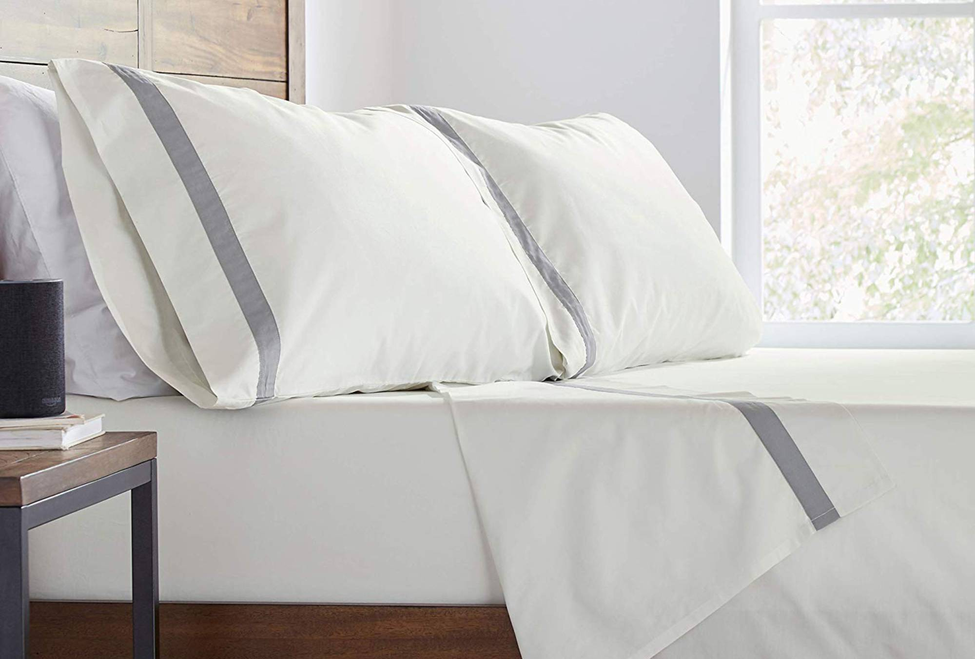 best percale bedding set