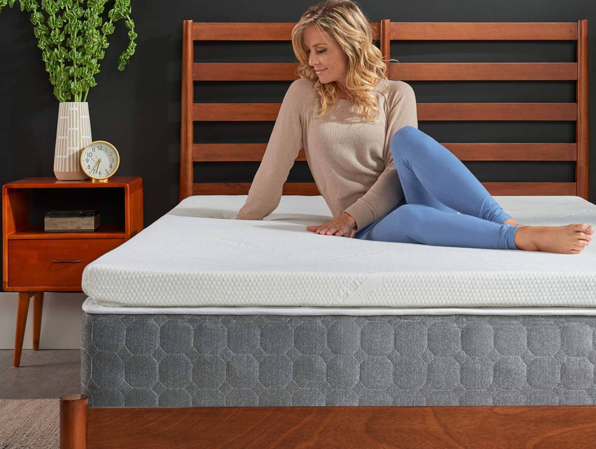 Best Mattress Topper for Side Sleepers 2020   Top 7 Comparison
